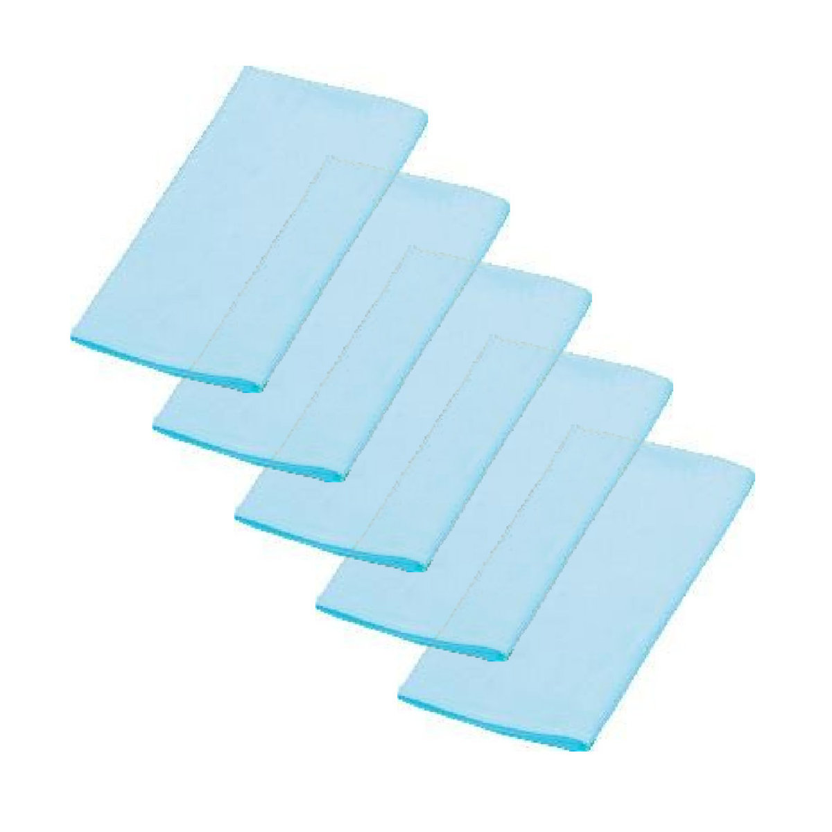 TASKI MICROCARE BLUE (5PC)