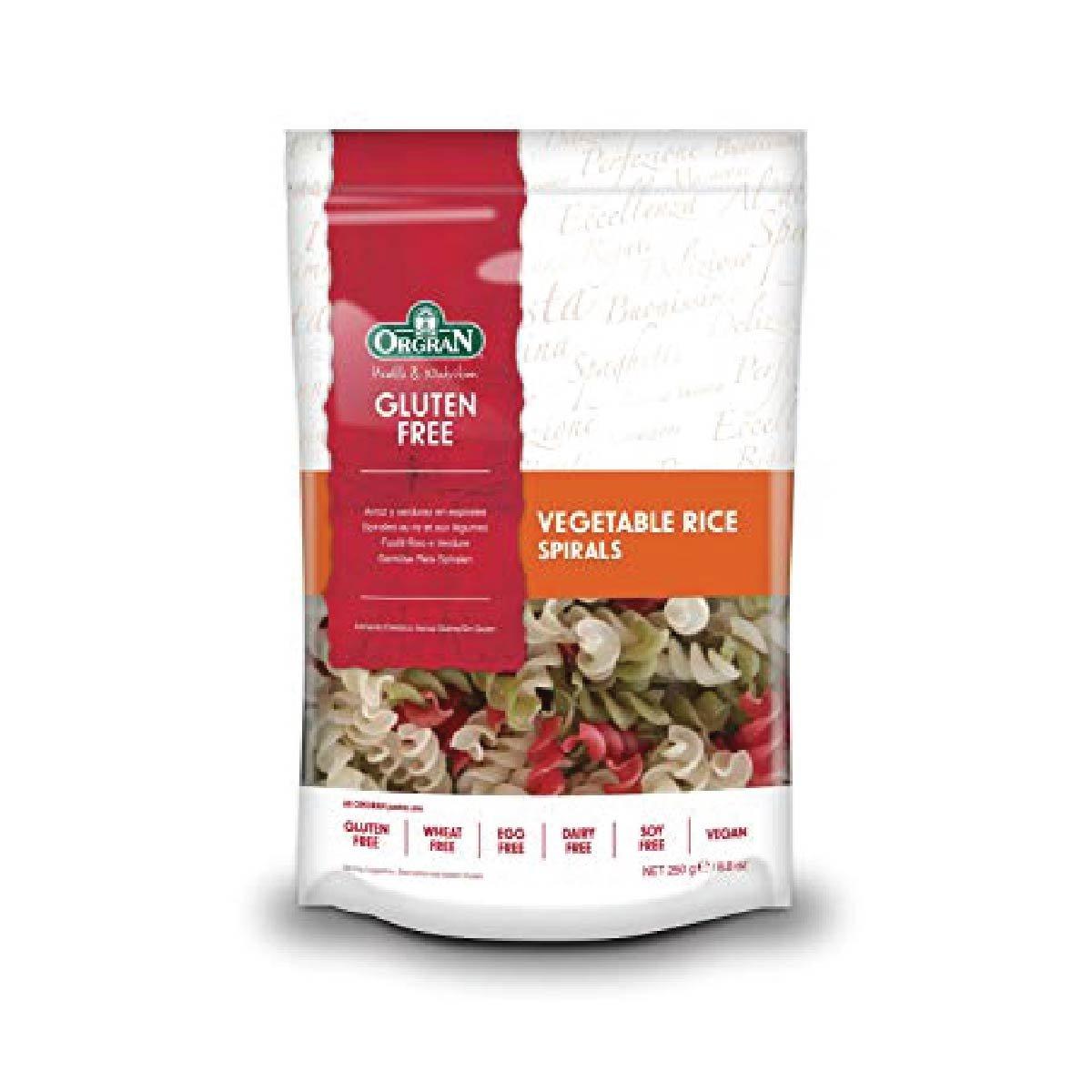 無麩質天然蔬菜糙米螺絲粉(低敏)