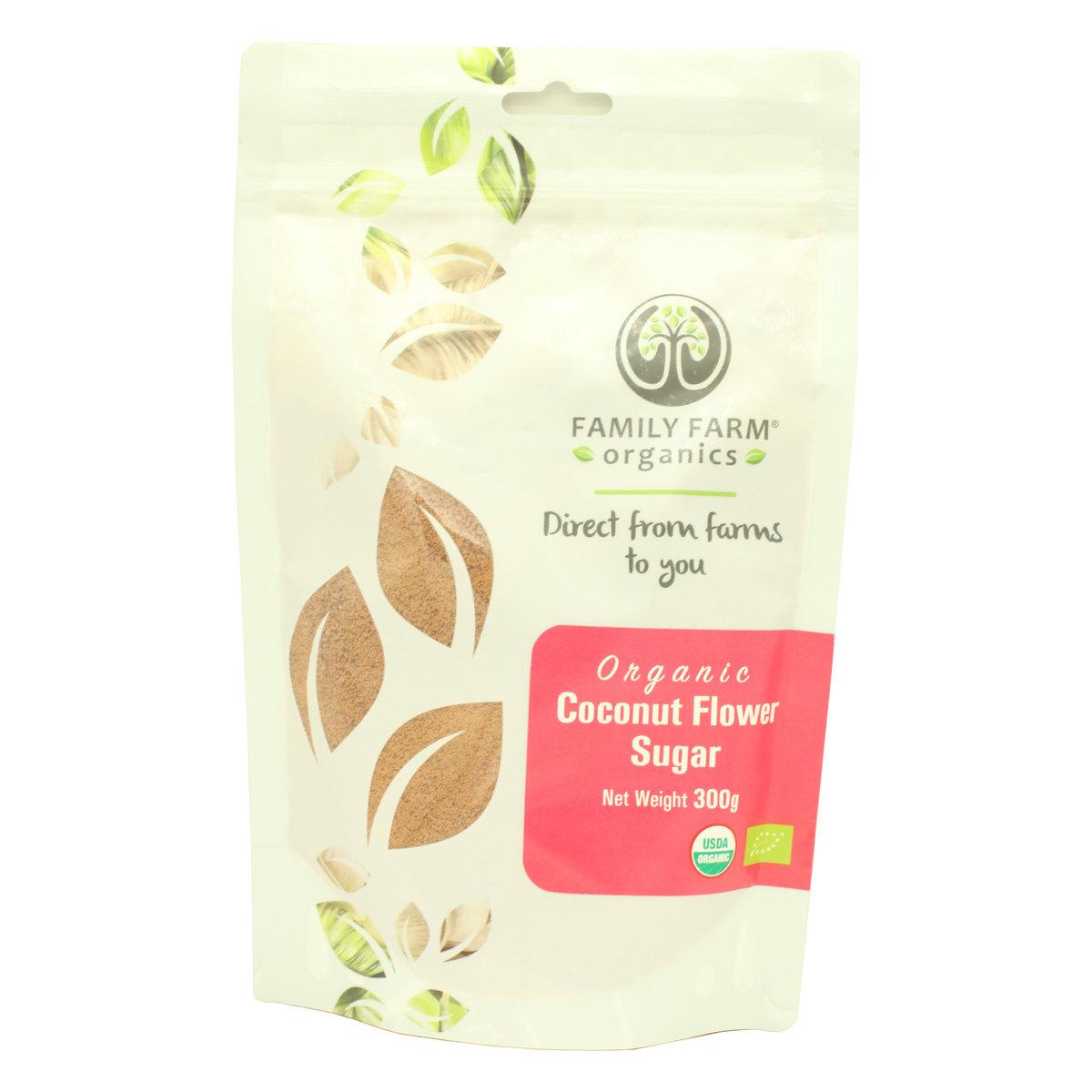 Organic Coconut Flower Sugar (Low GI, Weight loss)