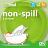 8oz專利防漏防滑幼兒學習碗 綠色