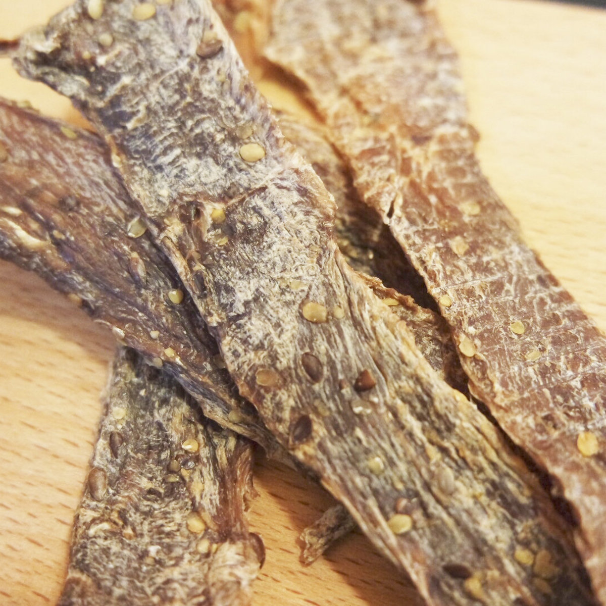Dried Duck with Organic Chia seed