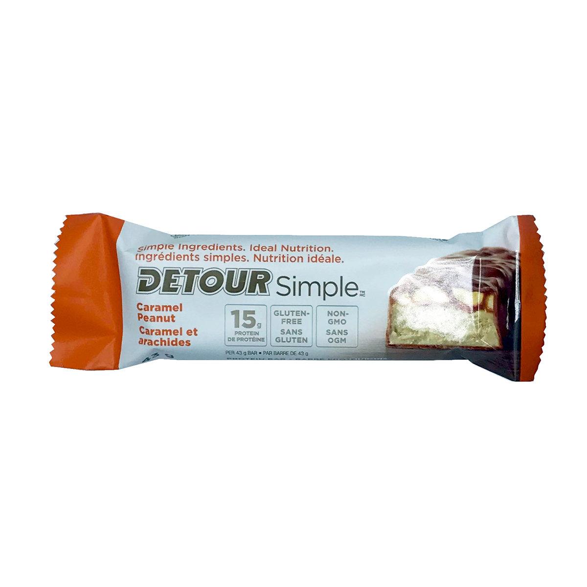 Protein Bar (Caramel Peanut)