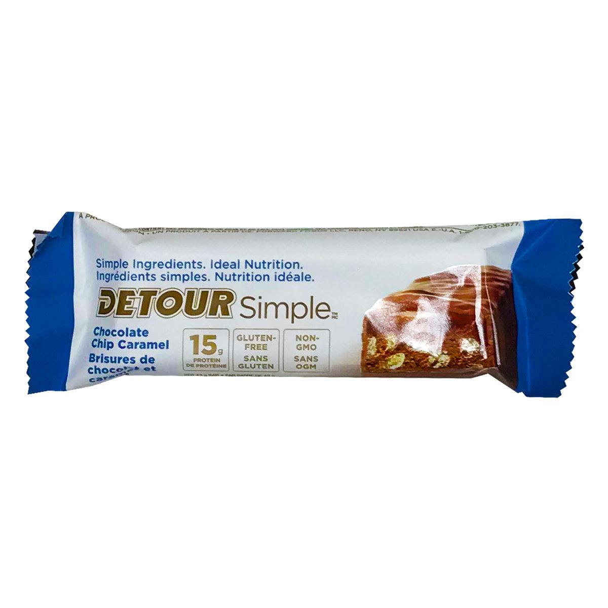 Protein Bar (Chocolate Chip Caramel)