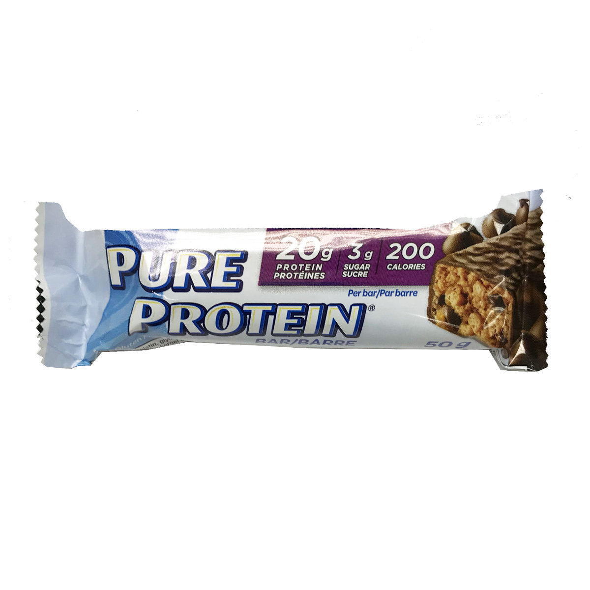 Protein Bar (Chewy Chocolate Chips)