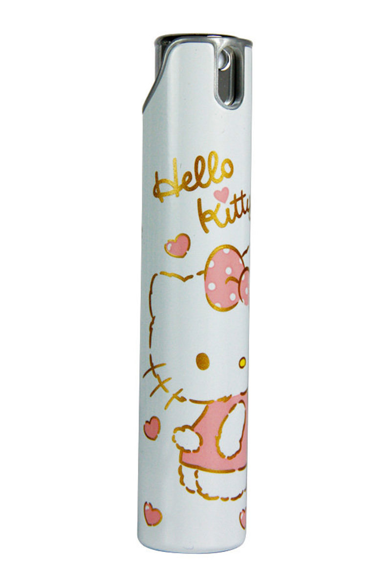 CASETI - HELLO KITTY EASY IN ATOMIZER - Pink & Glod (4ML)