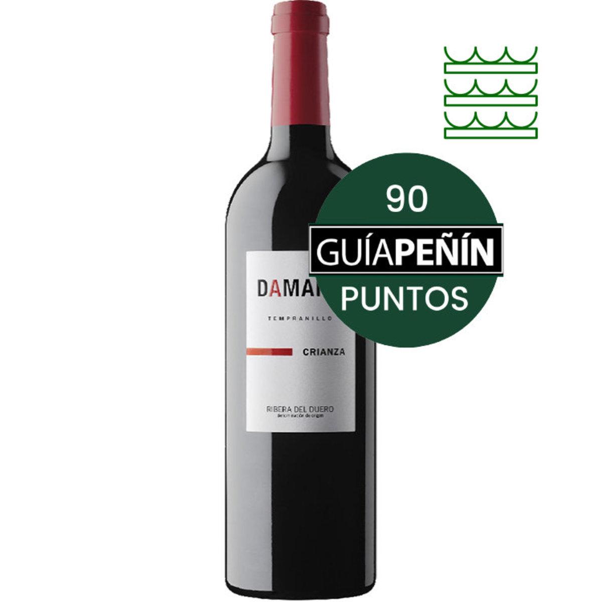 西班牙紅酒杜羅河Crianza 2014