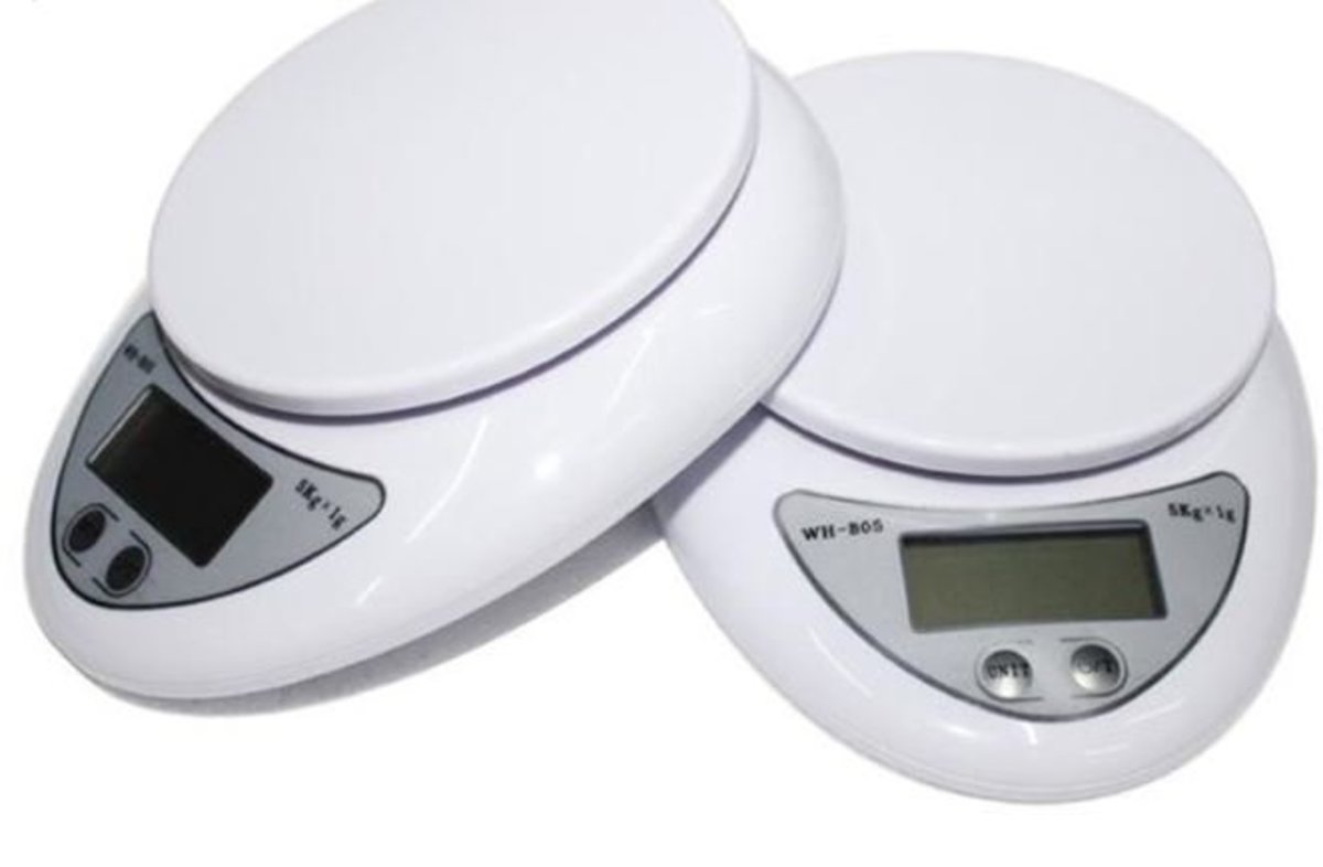 Mini Digital Kitchen Scale