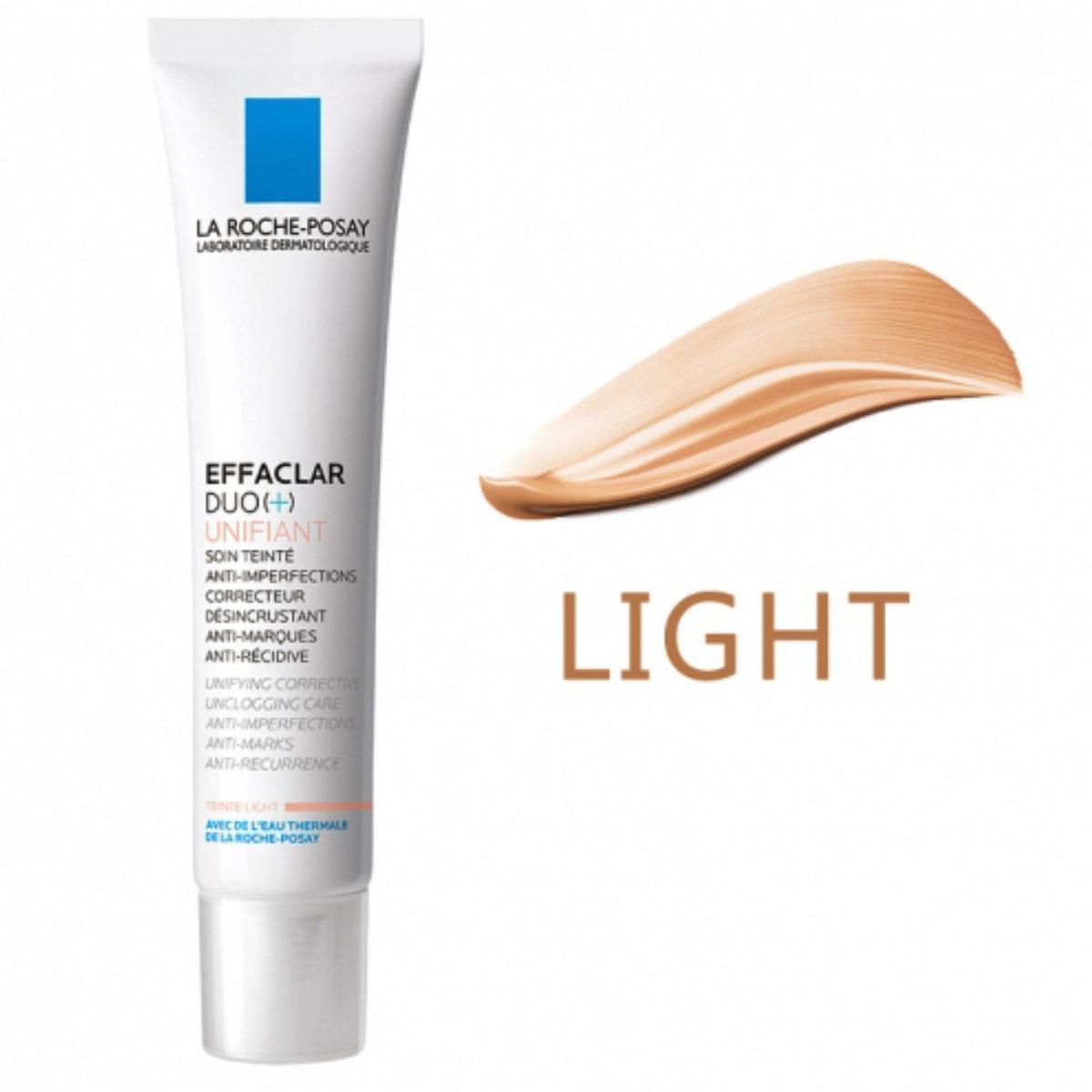 Effaclar Duo (+) Unifiant Light Shade 40 ml