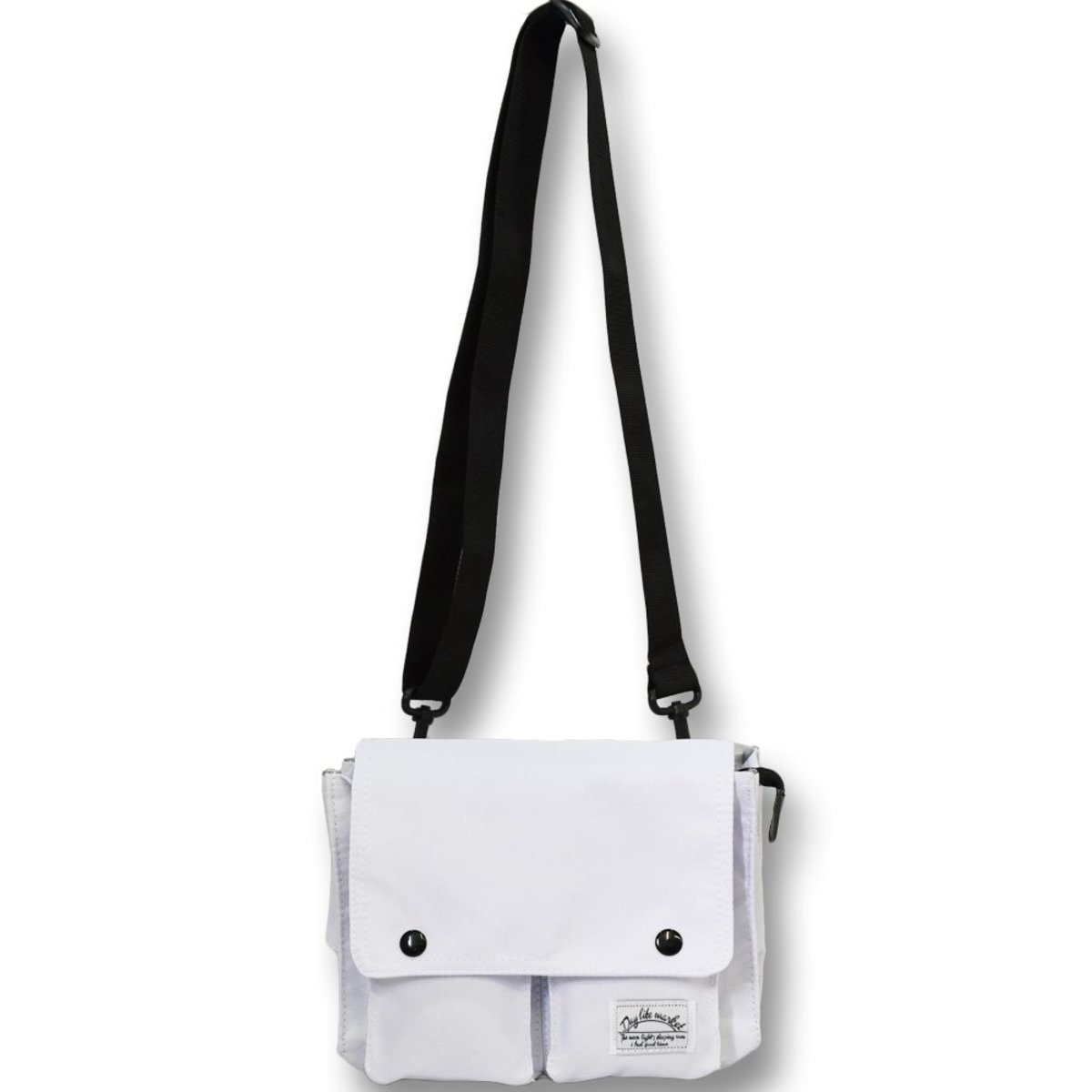 日本直送-輕便2way袋(白色)