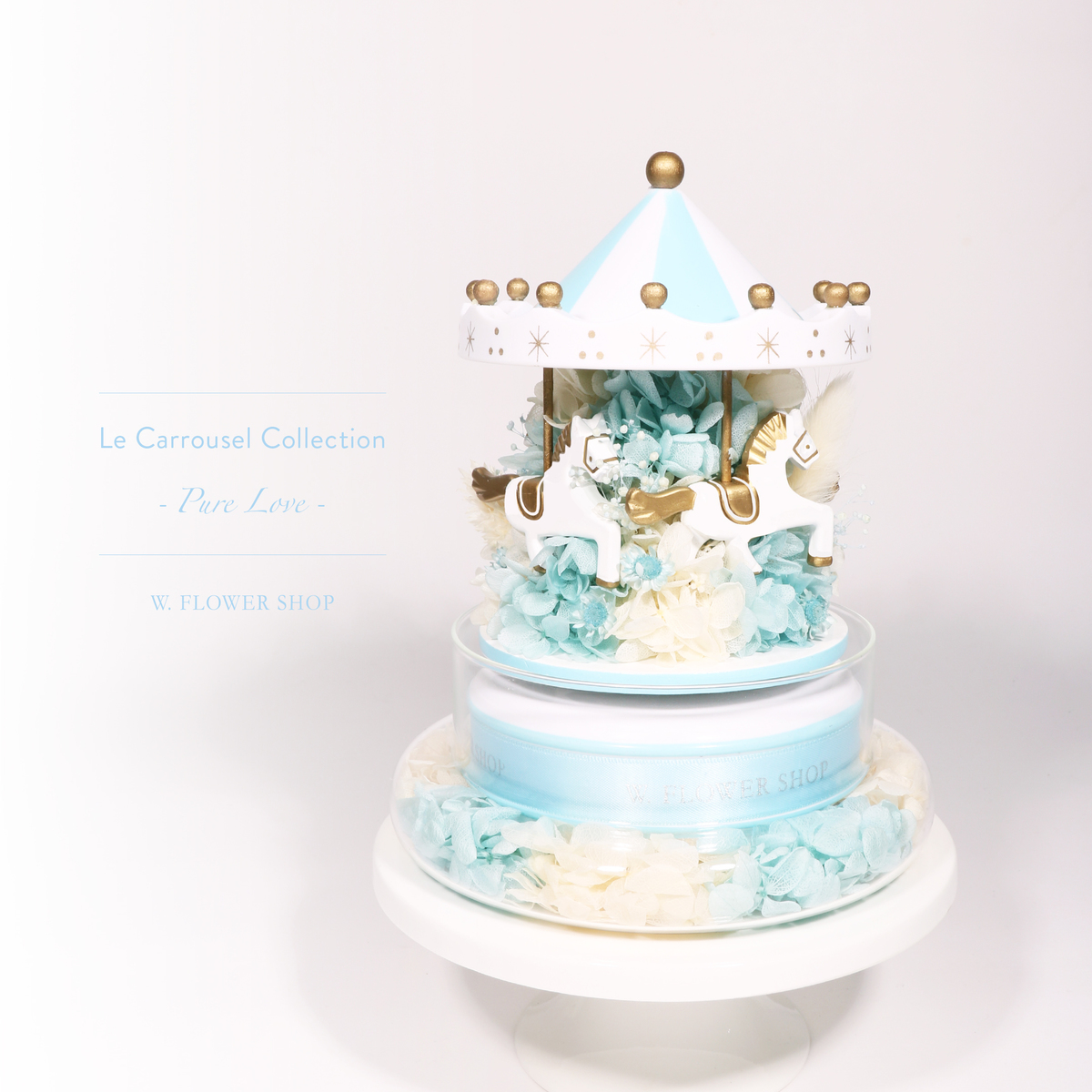 LE CARROUSEL COLLECTION - Pure Love (Blue)