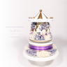 LE CARROUSEL COLLECTION - Courtly Love (Purple)