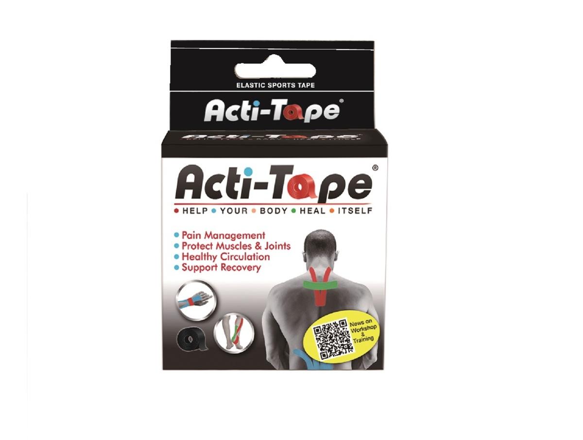 Acti-Tape 5cm X 5m black