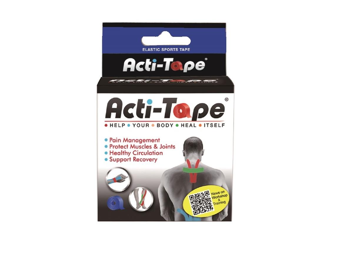 Acti-Tape 5cm X 5m Navy