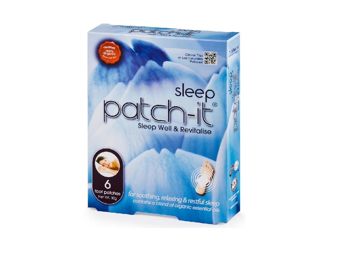 Patch It Sleep 6's