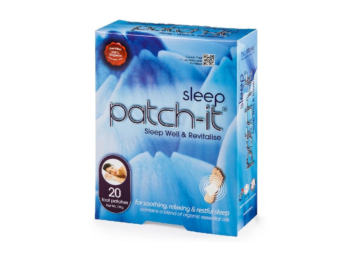 Patch It Sleep 20's