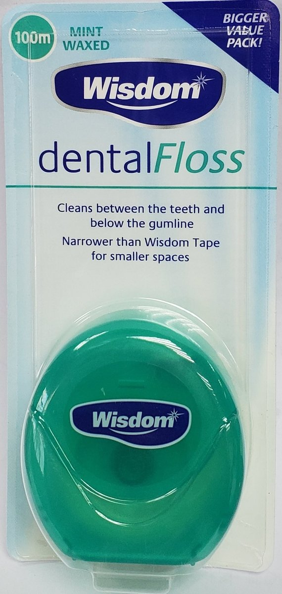 DENTAL FLOSS 100M (parallel import goods)