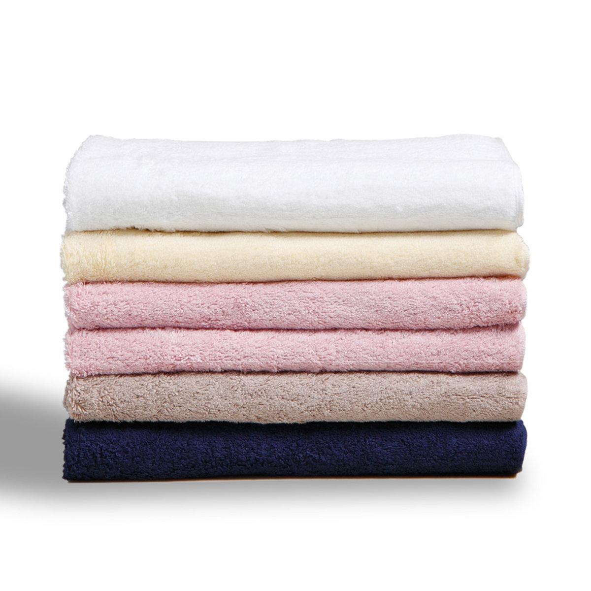 100%純棉浴巾(巴基斯坦進口棉紗) 柔軟吸水