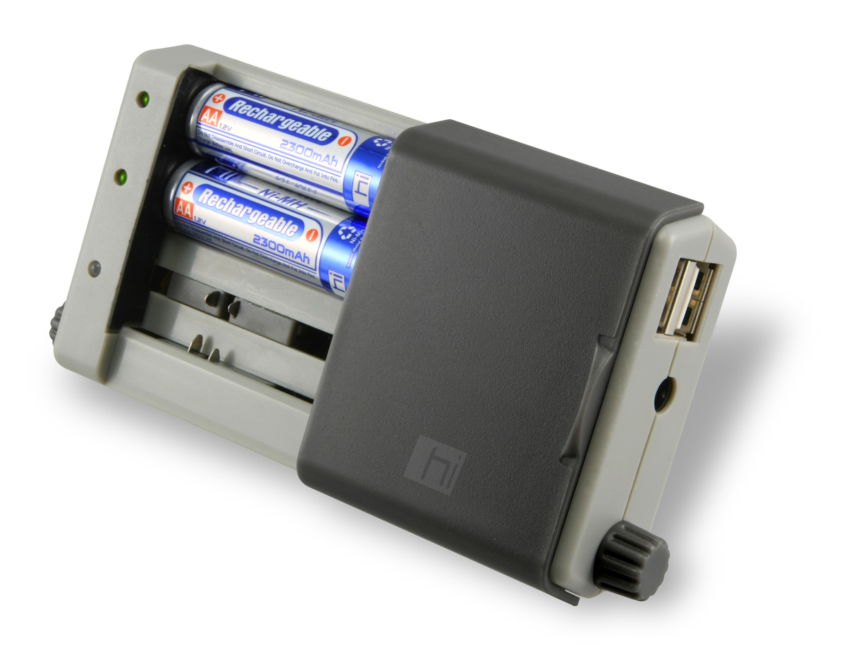LIthium Battery Charger Dual Slots BC-51