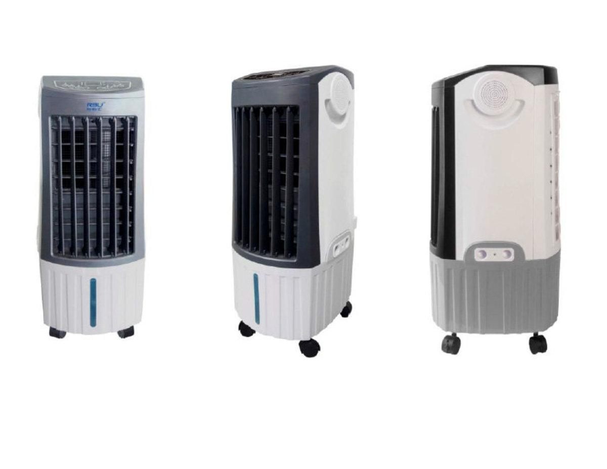 RBW 冷風機  水冷空調風扇 小型號 LL-19A