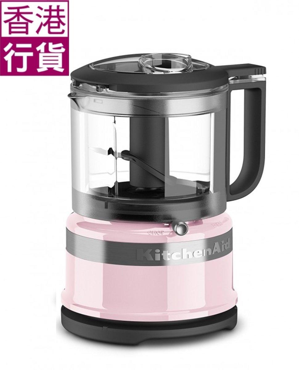 3.5 Cup Mini Food Chopper (Pink) (Official Warranty) 5KFC3516BGU
