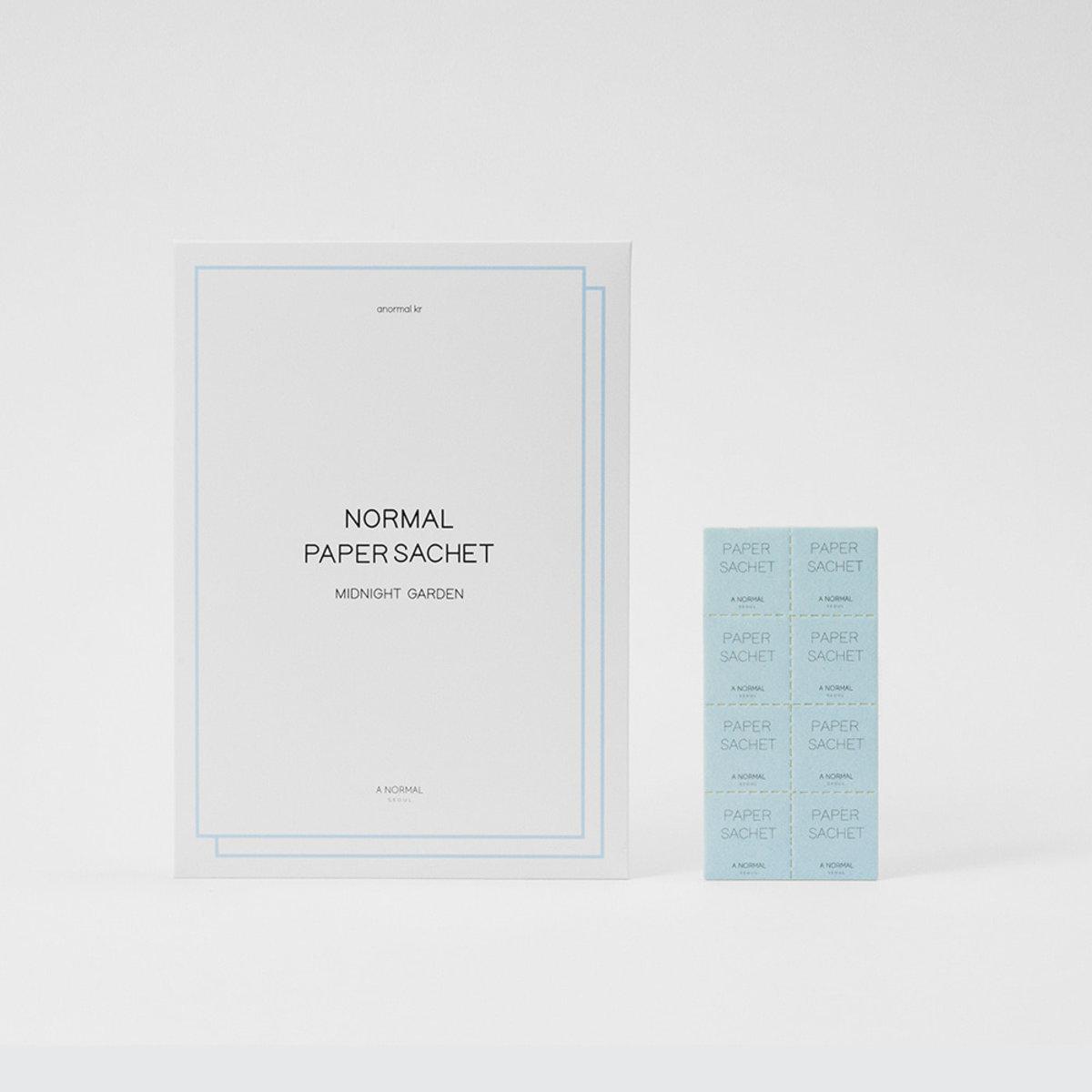 Anormal 衣物香氣小包 (温暖灰藍)