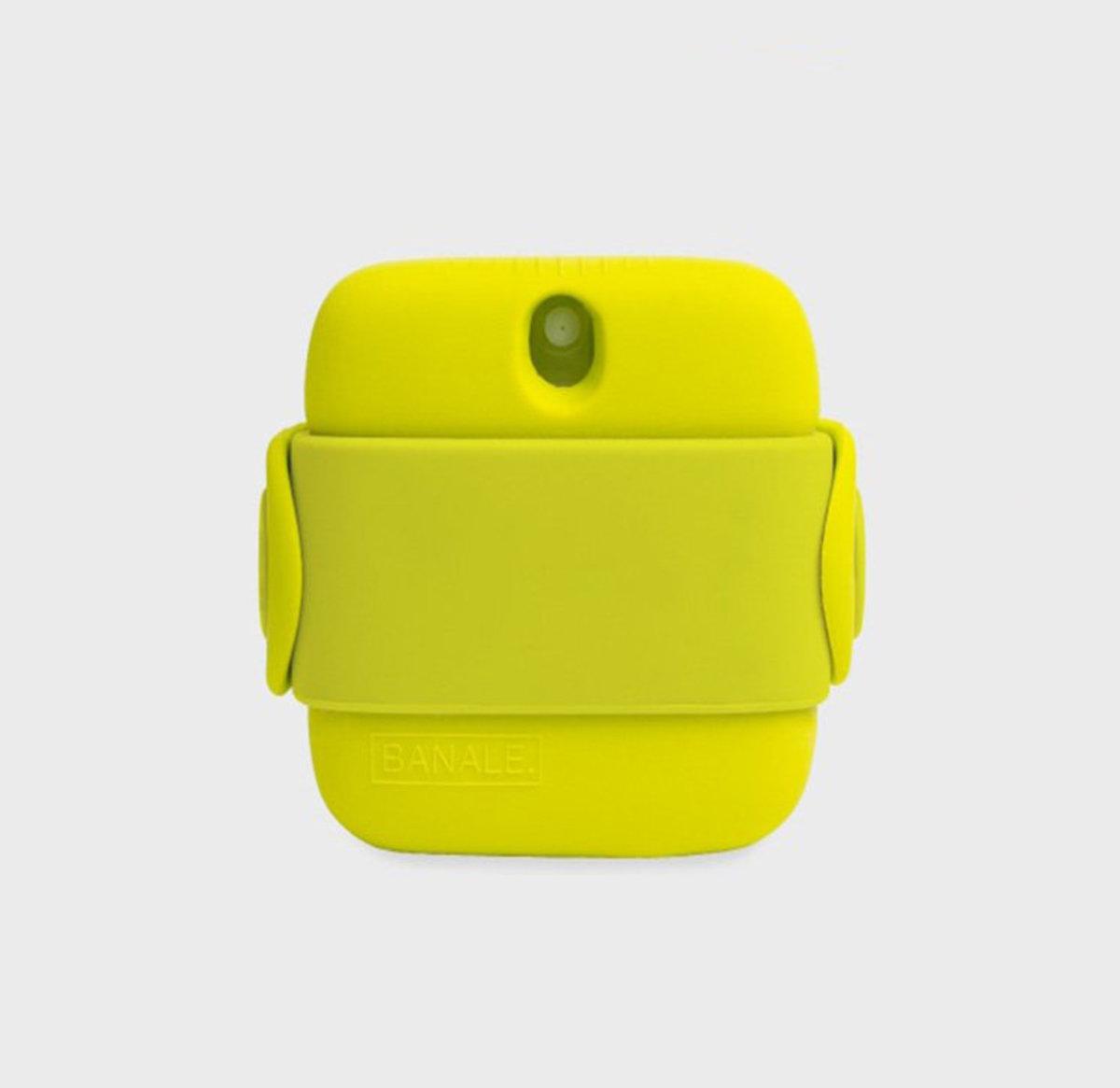 便攜噴霧式防曬液SPF50 4ml (全綠色)
