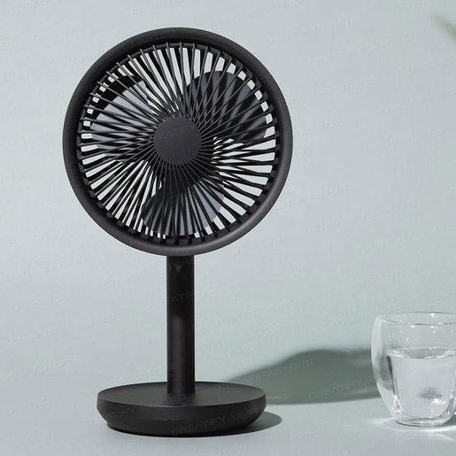 Desk Wireless F5-Fan [3 colors]