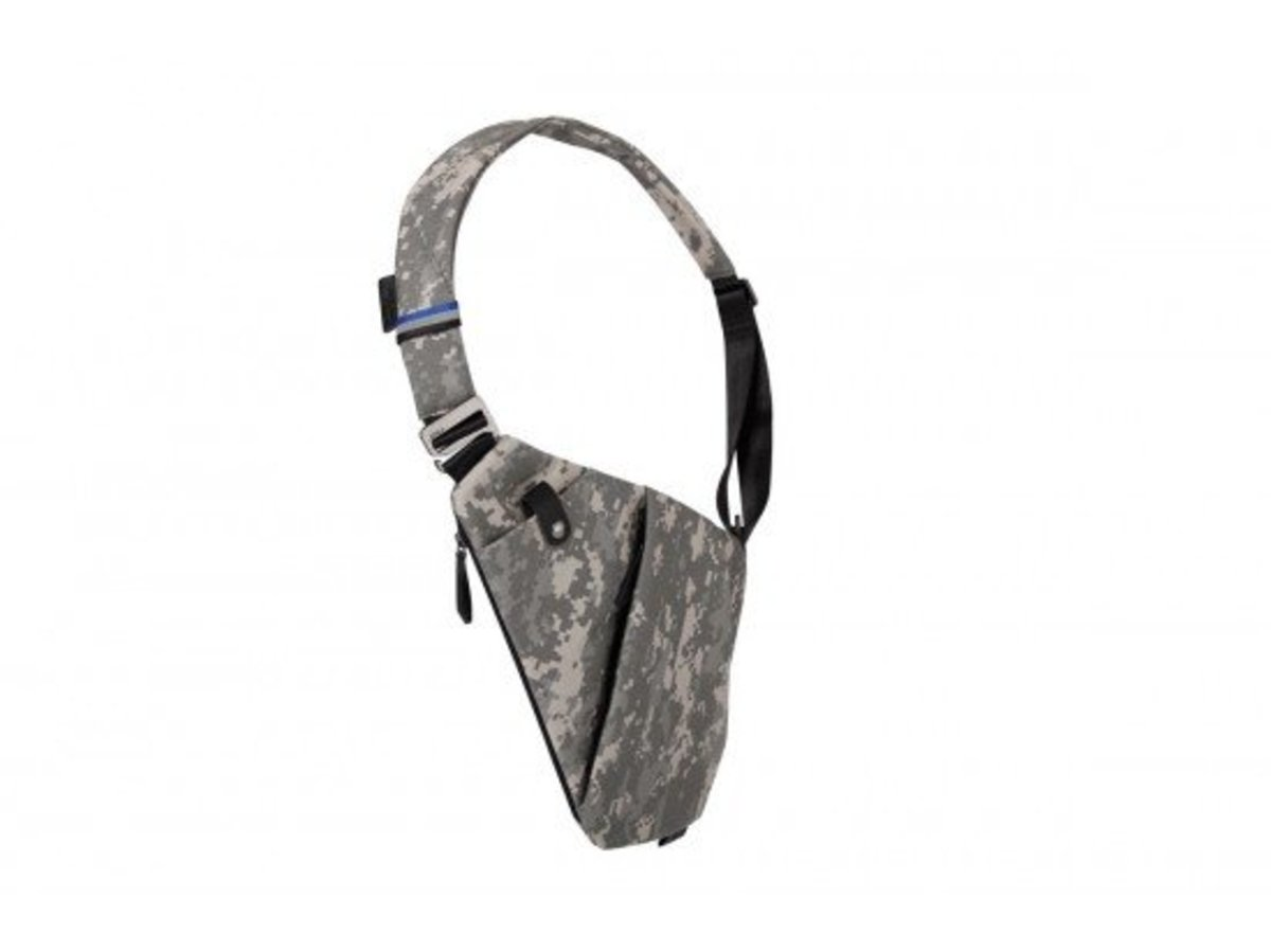 FINO NEO Gun Bag Style Anti-theft Bag(Camouflage Left hand)