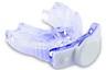 V-White(Set) 360°超聲波藍光美白免提電動牙刷+U-型牙刷頭(專用替換裝)