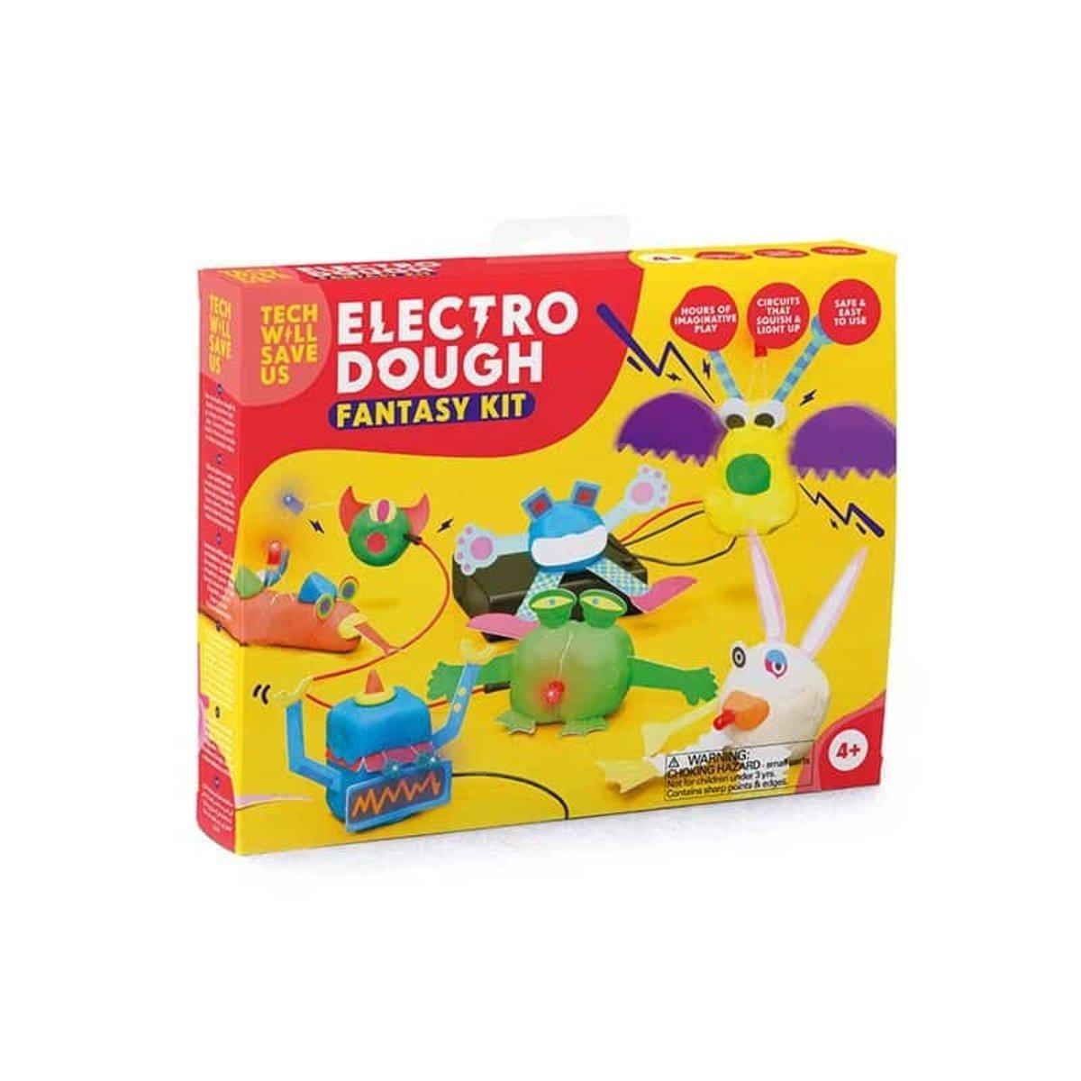 英國創意STEM玩具- 電子創意黏土- 夢幻套裝