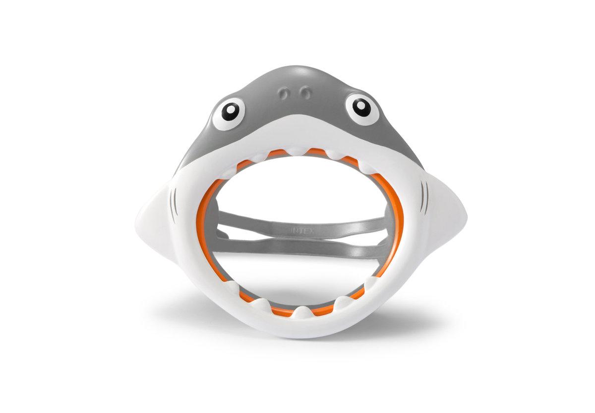 有趣小童面罩 - 鯊魚