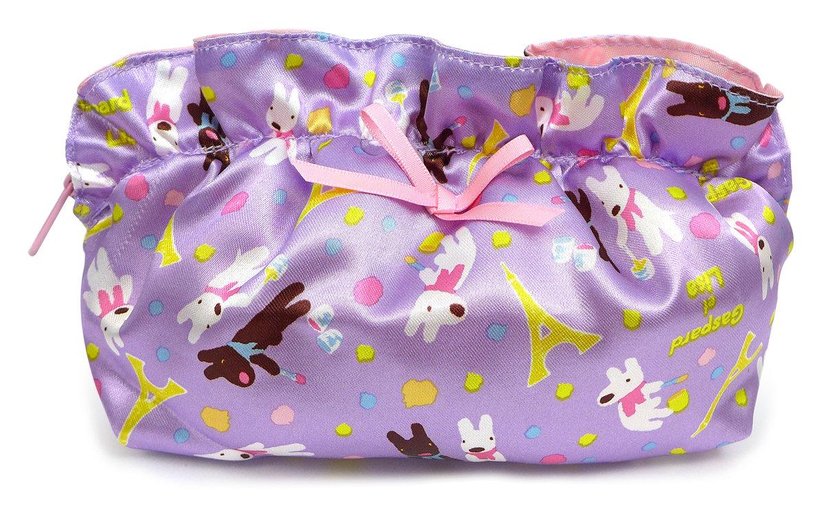 Purple Portable Bag (G&L)