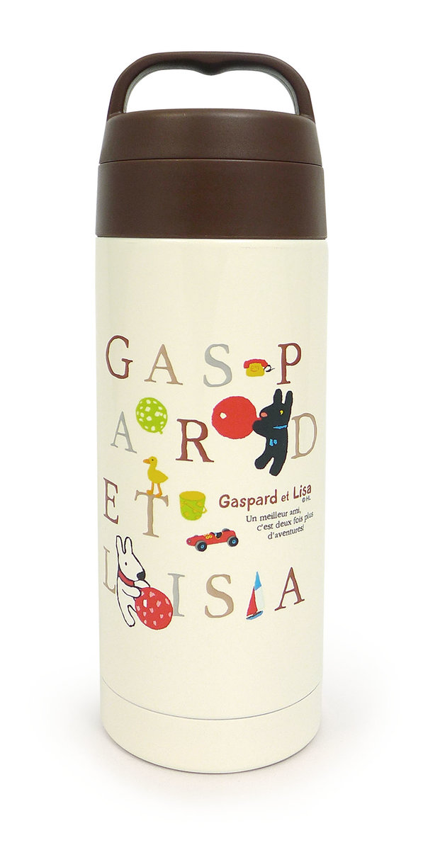 Stainless Thermal Bottle (G&L)