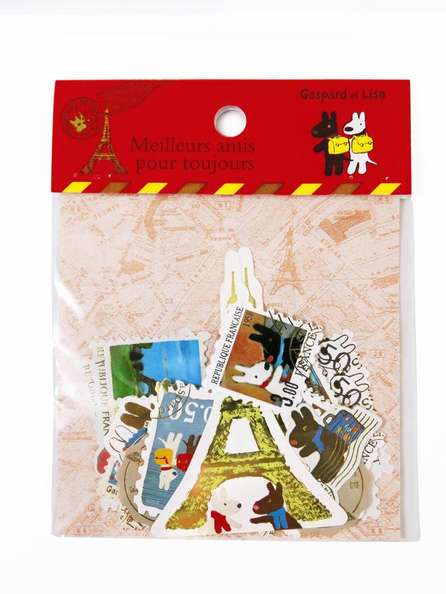Glitter Sticker-Tower (G&L)