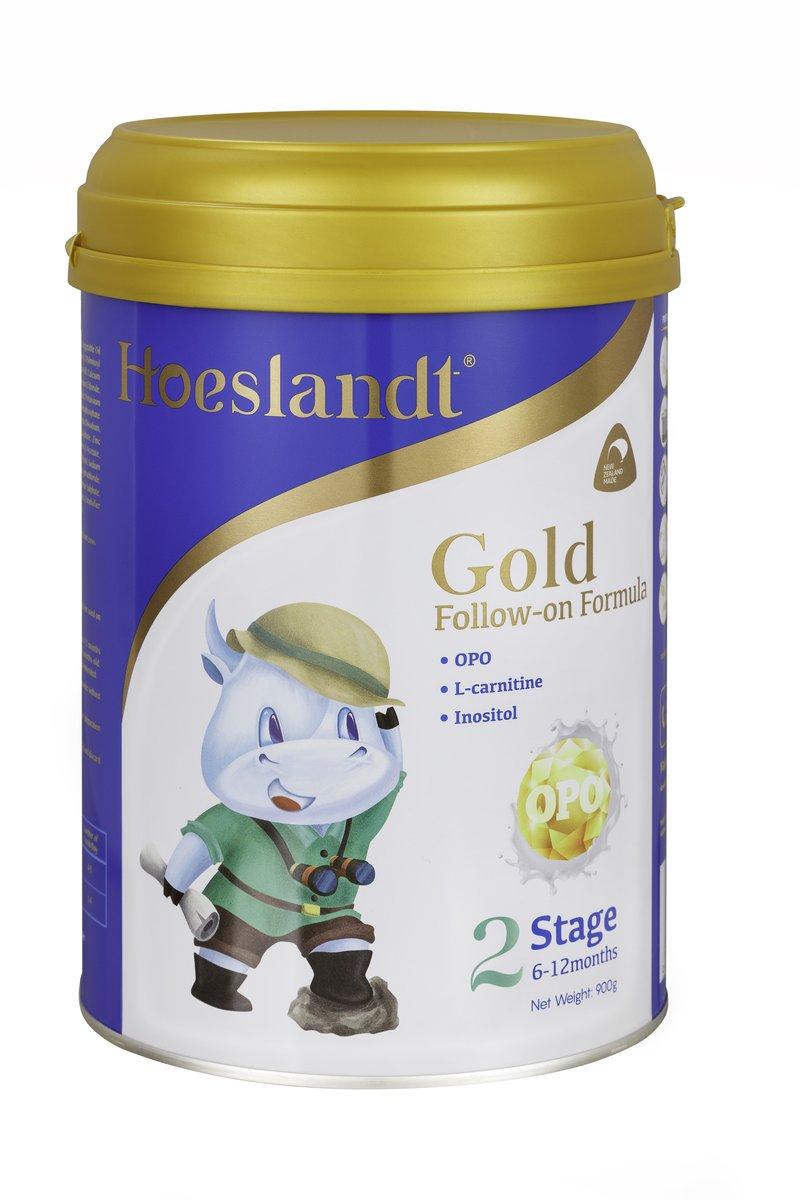 Hoeslandt Stage 2 Gold OPO Follow-on Milk Formula (9421904729193)