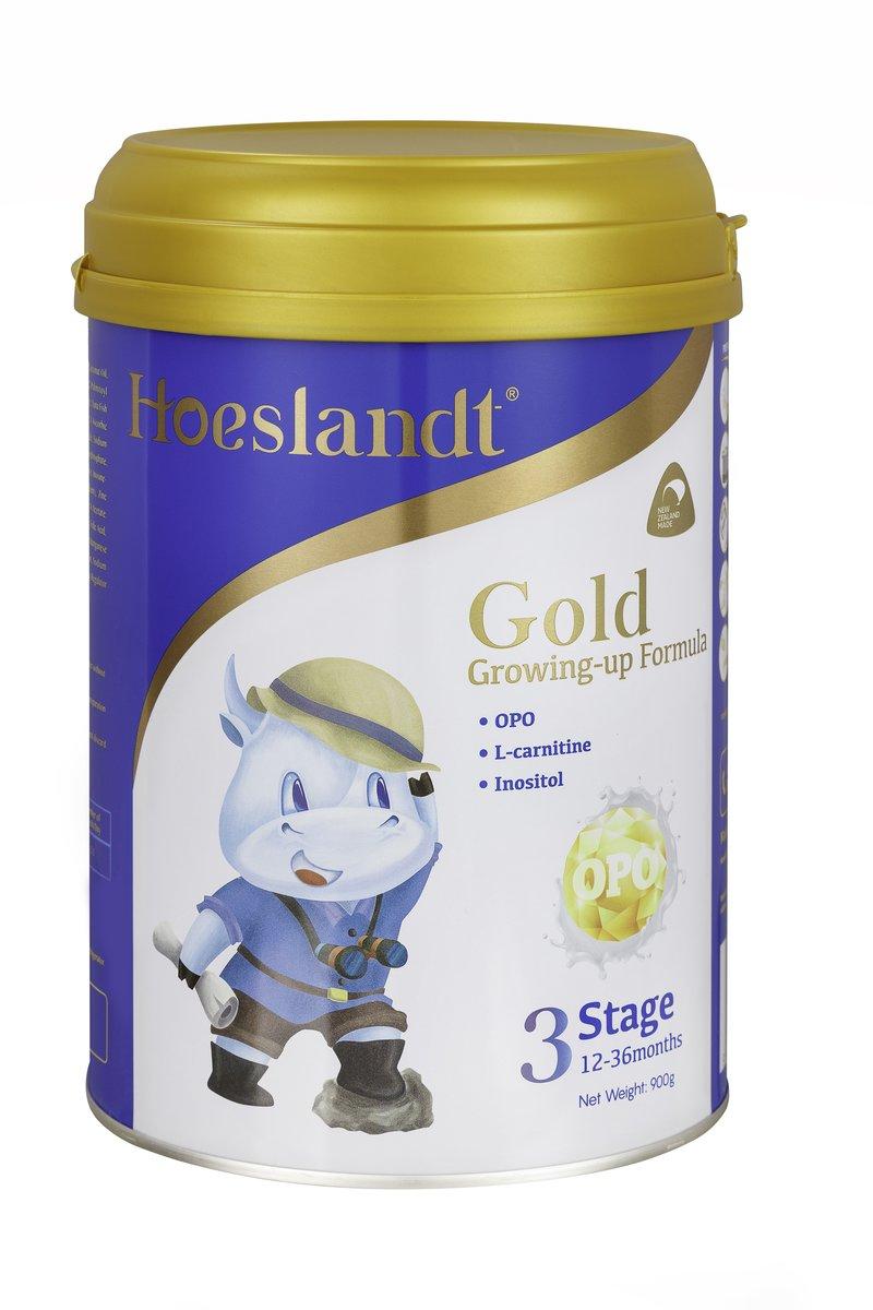 Hoeslandt Stage 3 Gold OPO Growing-up Milk Formula (9421904729209)