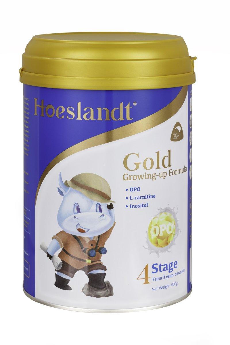Hoeslandt Stage 4 Gold OPO Growing-up Milk Formula (9421904729216)