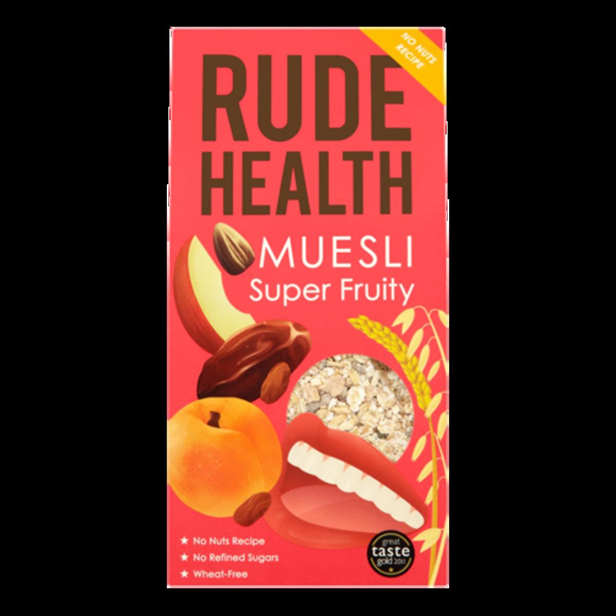 Superfruity Muesli (500g)