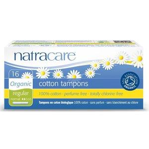 Natracare 有機棉衛生棉條導管標準型 16 片
