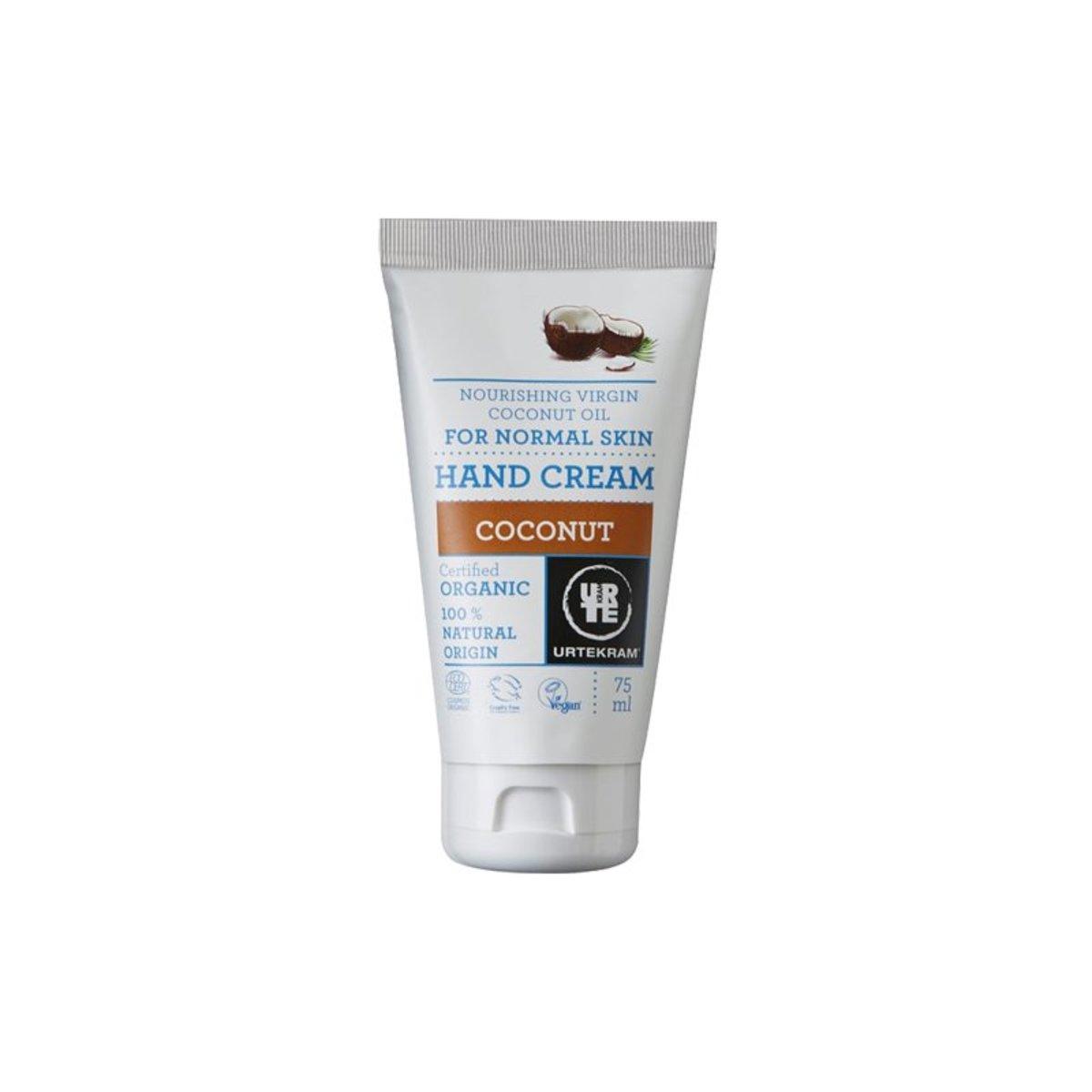 Organic Coconut Hand Cream
