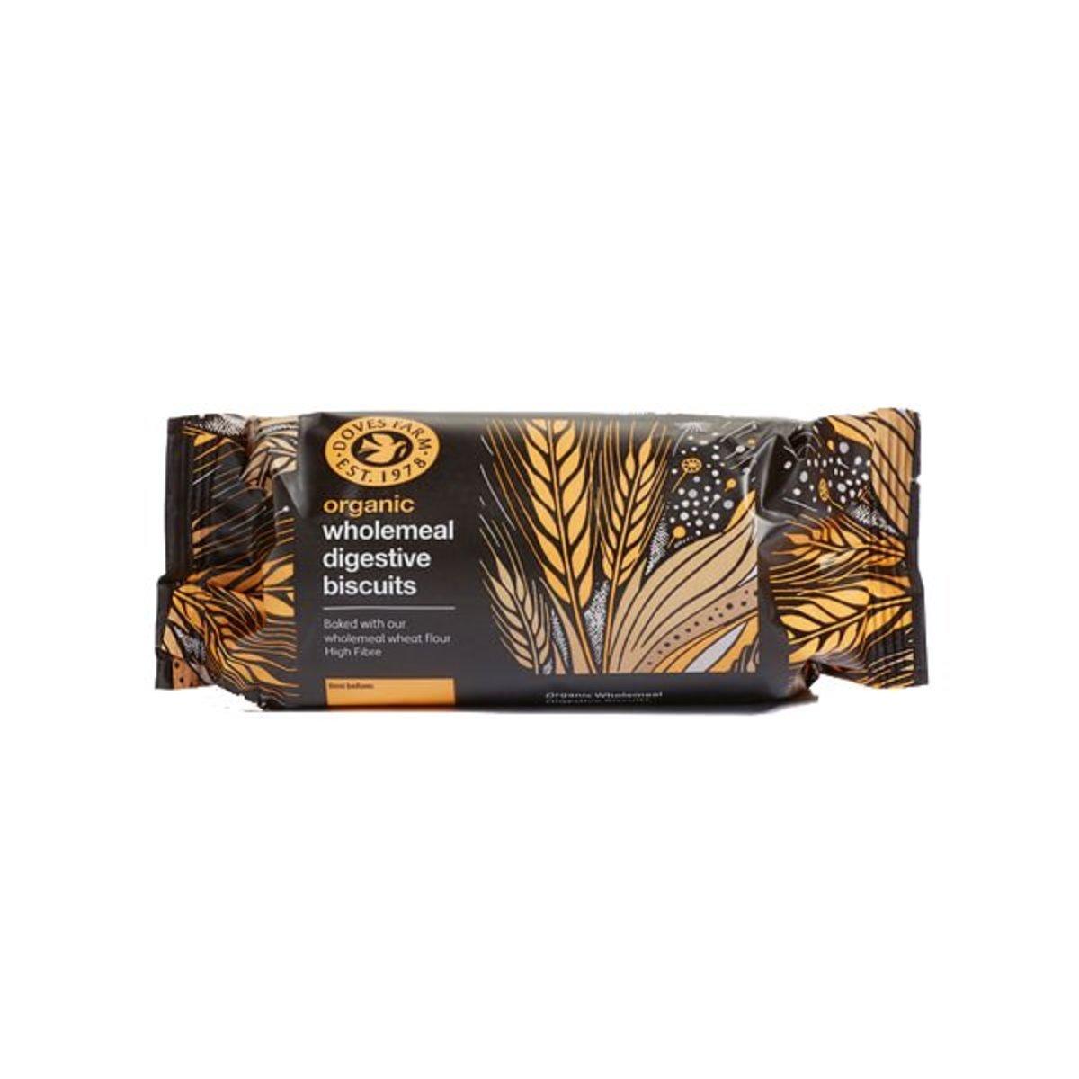 Organic Digestive Biscuits