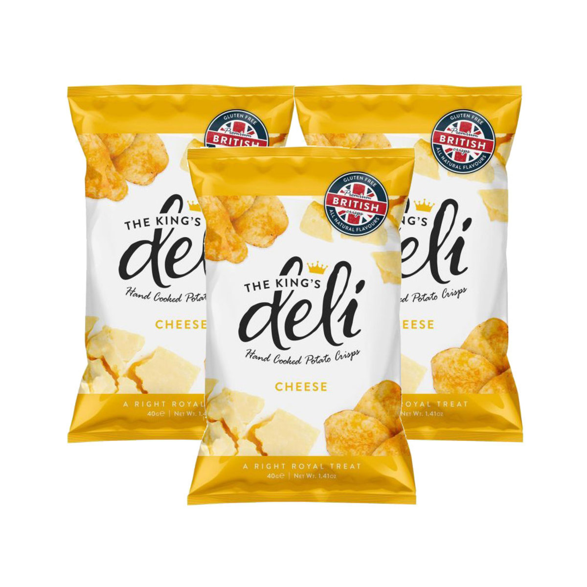 Cheese Crisps Single Serve x 3 bags