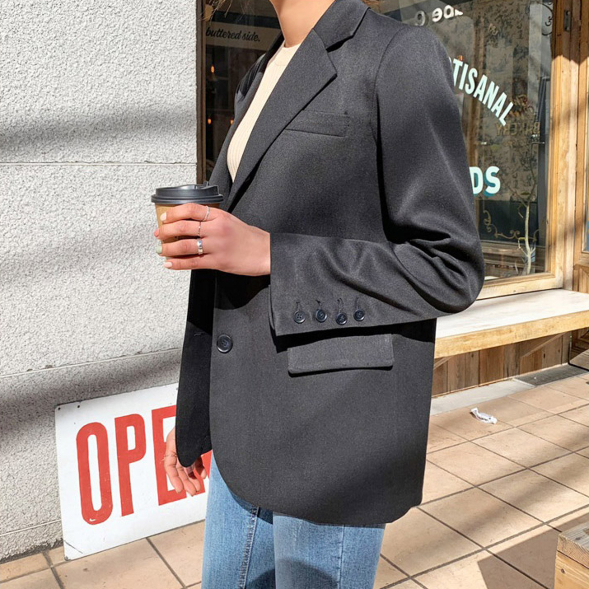 Mont Tailed Jacket