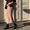 壓褶橡筋腰頭半截裙