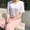 純色簡約短袖T恤