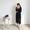 Loria Wrinkle Long Dress
