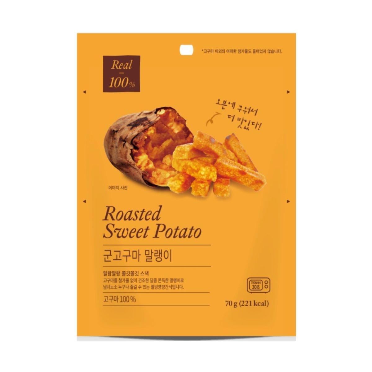 100%天然烤番薯乾 70g