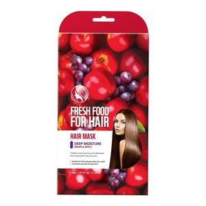 Farmskin Fresh Food 深層保濕護髮膜 (葡萄&蘋果)