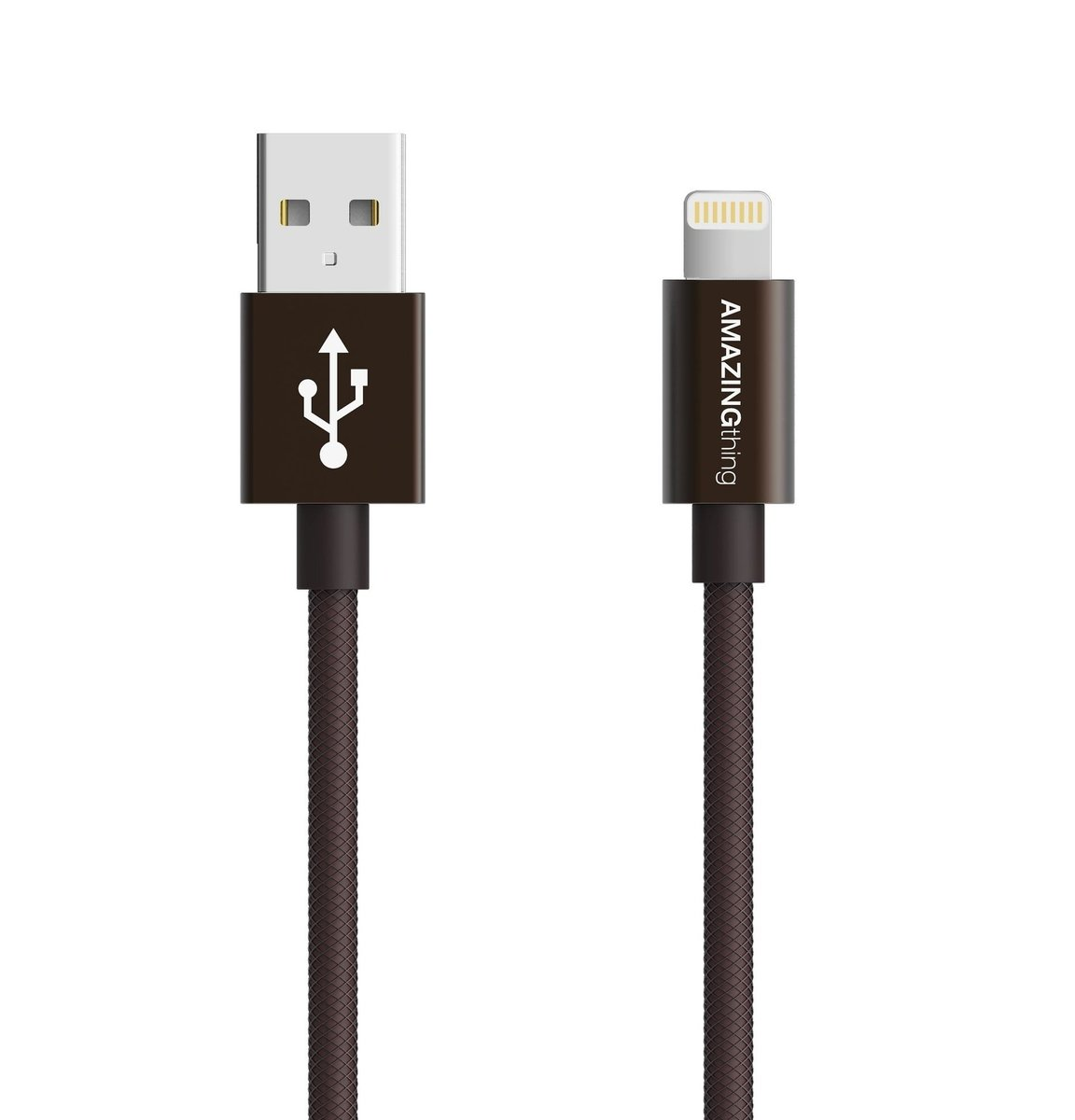 1.0M Lightning Ultimate Speed MG Cable - Bronze