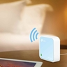 300Mbps Wireless N Nano Router TL-WR802N Ver 4.0 - Blue